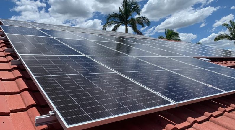 Solar power systems Terracota