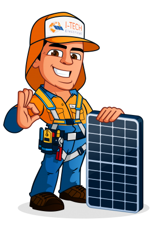 logo Solar panel cleaning